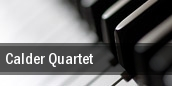 Calder Quartet UC Riverside Fine Arts tickets