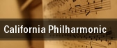 California Philharmonic tickets