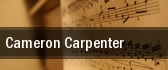 Cameron Carpenter Schermerhorn Symphony Center tickets