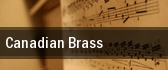 Canadian Brass E. J. Thomas Hall tickets