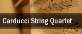Carducci String Quartet tickets