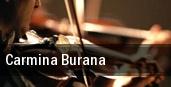 Carmina Burana Columbus tickets