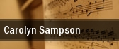 Carolyn Sampson Carnegie Hall tickets