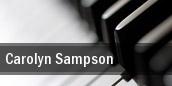 Carolyn Sampson tickets