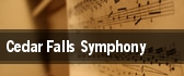 Cedar Falls Symphony tickets