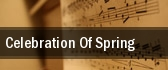 Celebration Of Spring tickets