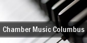 Chamber Music Columbus tickets
