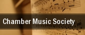 Chamber Music Society tickets