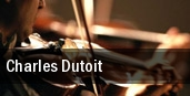 Charles Dutoit Los Angeles tickets