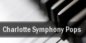 Charlotte Symphony Pops tickets