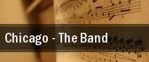 Chicago - The Band Genesee Theatre tickets