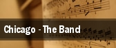 Chicago - The Band Raising Cane's River Center Theatre tickets