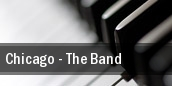 Chicago - The Band Raleigh tickets