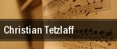 Christian Tetzlaff Walt Disney Concert Hall tickets