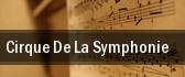 Cirque de la Symphonie Detroit Symphony Orchestra Hall tickets