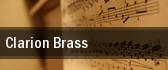 Clarion Brass tickets