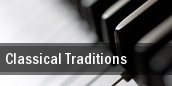 Classical Traditions Chan Performing Arts Center tickets