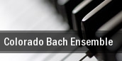 Colorado Bach Ensemble tickets