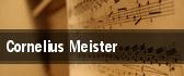 Cornelius Meister tickets