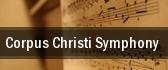 Corpus Christi Symphony Selena Auditorium tickets