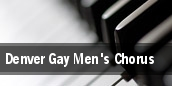 Denver Gay Men's Chorus tickets