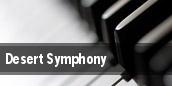 Desert Symphony tickets
