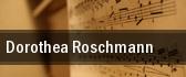 Dorothea Roschmann tickets