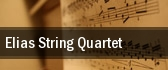 Elias String Quartet New York tickets