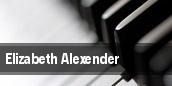 Elizabeth Alexender tickets