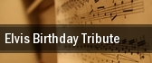 Elvis Birthday Tribute tickets
