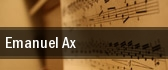 Emanuel Ax Kennedy Center Concert Hall tickets