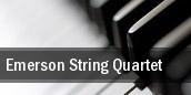 Emerson String Quartet Highland Park tickets