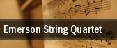 Emerson String Quartet Lenox tickets