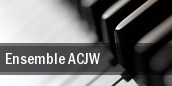 Ensemble ACJW tickets