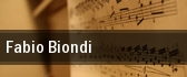 Fabio Biondi New York tickets