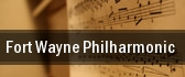 Fort Wayne Philharmonic tickets