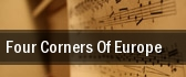 Four Corners of Europe tickets