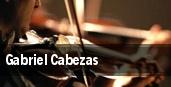 Gabriel Cabezas tickets