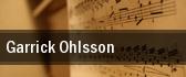Garrick Ohlsson tickets