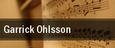 Garrick Ohlsson Troy tickets