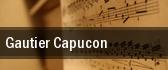 Gautier Capucon Davies Symphony Hall tickets