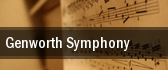 Genworth Symphony tickets