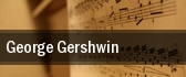 George Gershwin Washington tickets