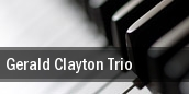 Gerald Clayton Trio Knight Concert Hall At The Adrienne Arsht Center tickets