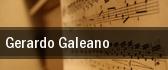 Gerardo Galeano tickets