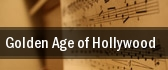 Golden Age of Hollywood tickets