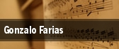 Gonzalo Farias tickets