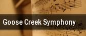 Goose Creek Symphony Rhythm Room tickets