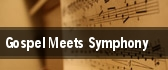 Gospel Meets Symphony Akron tickets