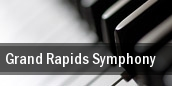 Grand Rapids Symphony Grand Rapids tickets